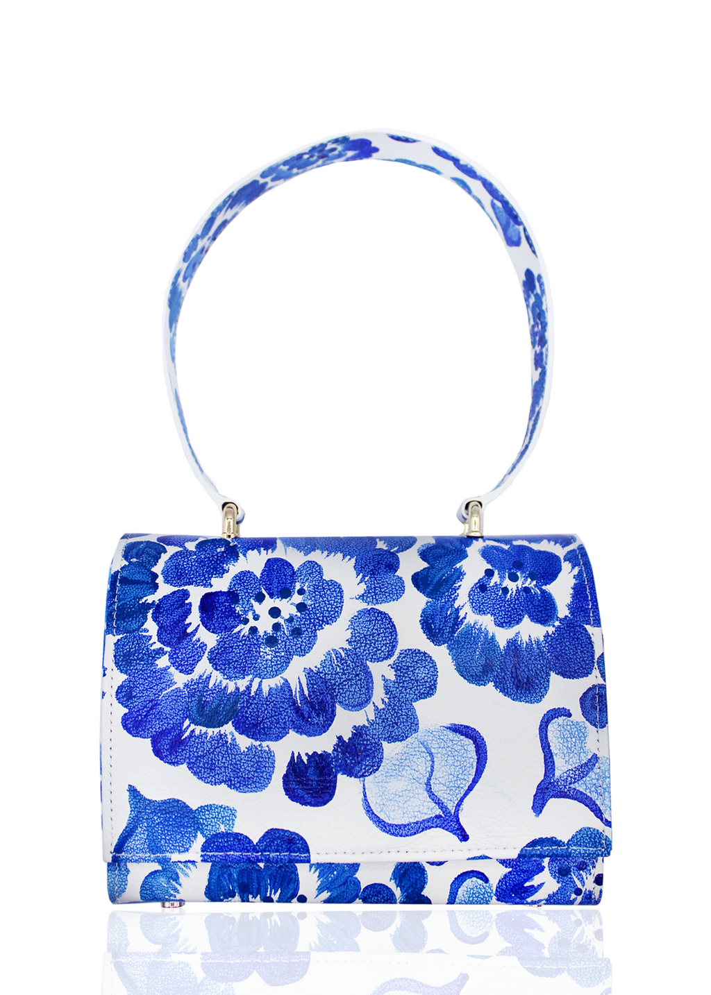 Chinoiserie Diana Flap Bag (Pre-Order)