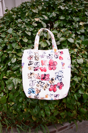 """Happy Bug Day"" Painter's Tote"