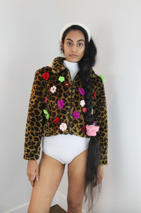 MIMI hand-crocheted jacket