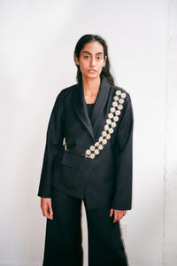 Daisy Chainsmoking Suit Jacket
