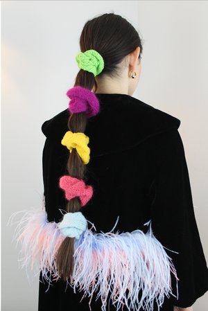 Chubby Scrunchie- Brights