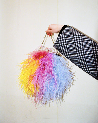 Waterlily Rambutan Bag