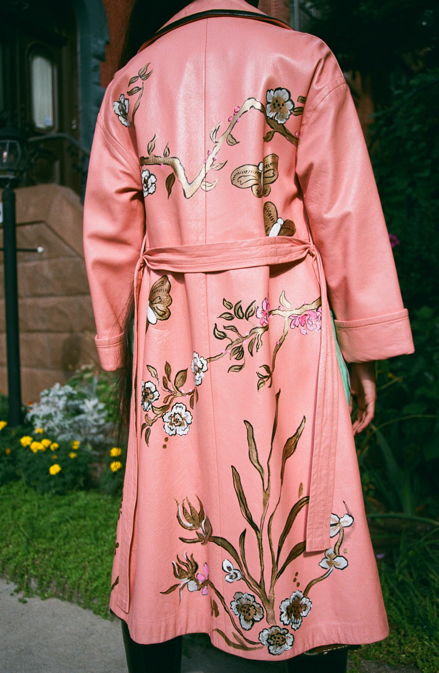 Margot Chinoiserie Cabinet Coat