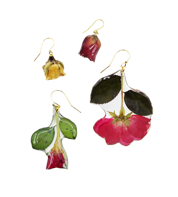 Rose Garden Earring Pack