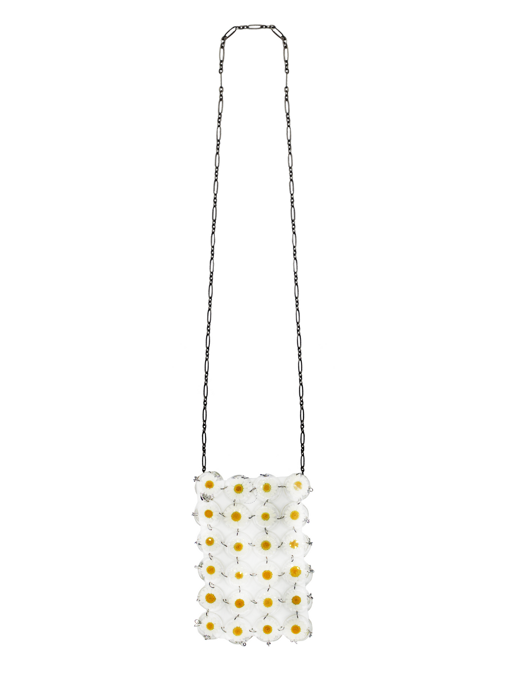 Small Daisy Chainmaille Bag