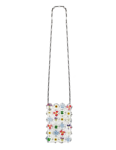 Small Multi Floral Chainmaille Bag