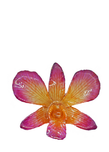 Sunset Orchid Pendant