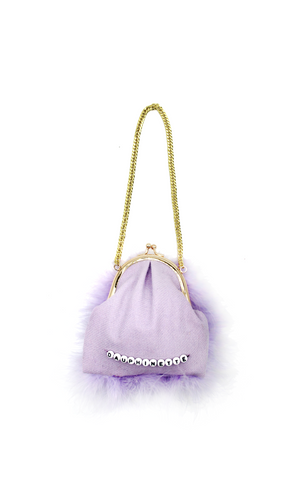 Cloudberry Bag in Lilac