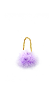 Bon Bon Bracelet Bag in Wisteria