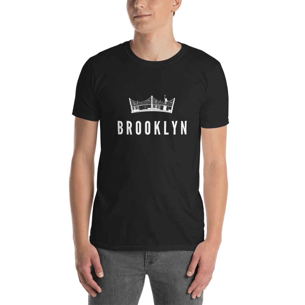 Brooklyn                  Short-Sleeve Unisex          T-Shirt