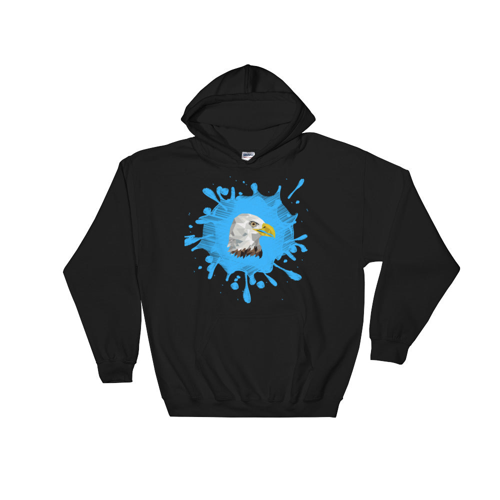Eagle Hooded Sweatshirt