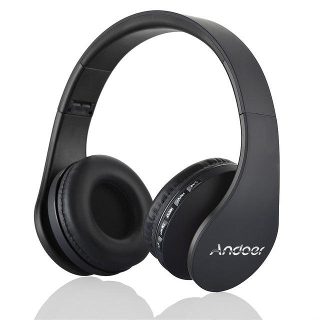 Docooler Bluetooth 4.1 Headphones Wireless Stereo Headsets with Many Colours