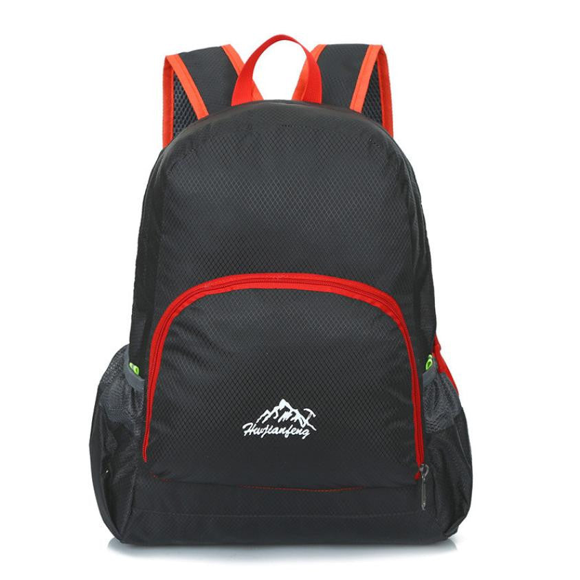 Huwaijianfeng   Outdoor Waterproof  Backpack Package with 8 color selection