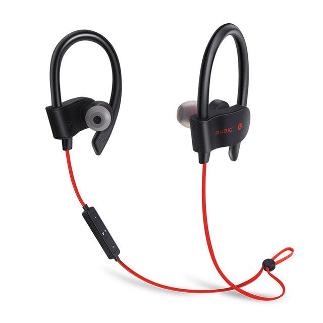 Buyoneer Wireless Bluetooth 4.1 Earphones Headphone Sport Running Headset