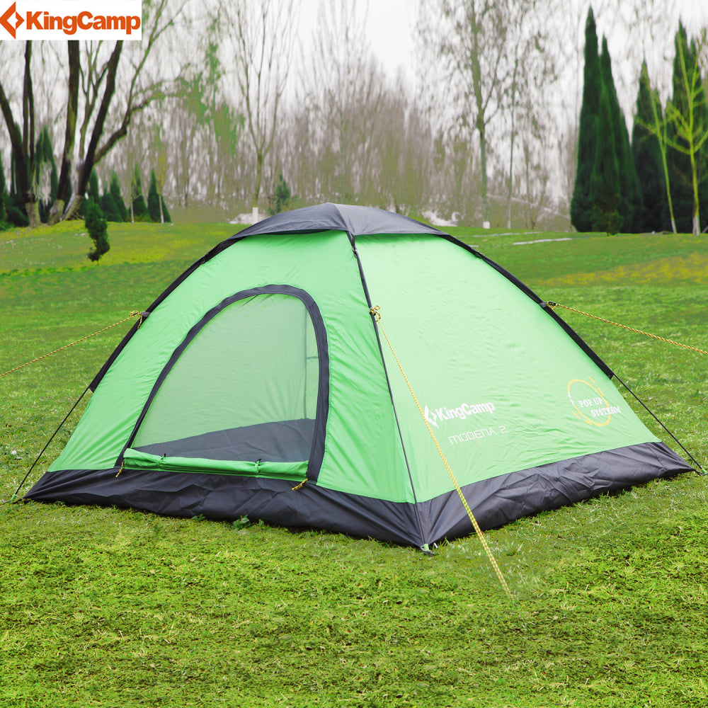 KingCamp Outdoor Camping  Quick Automatic Openning Tent For 2-3 Persons