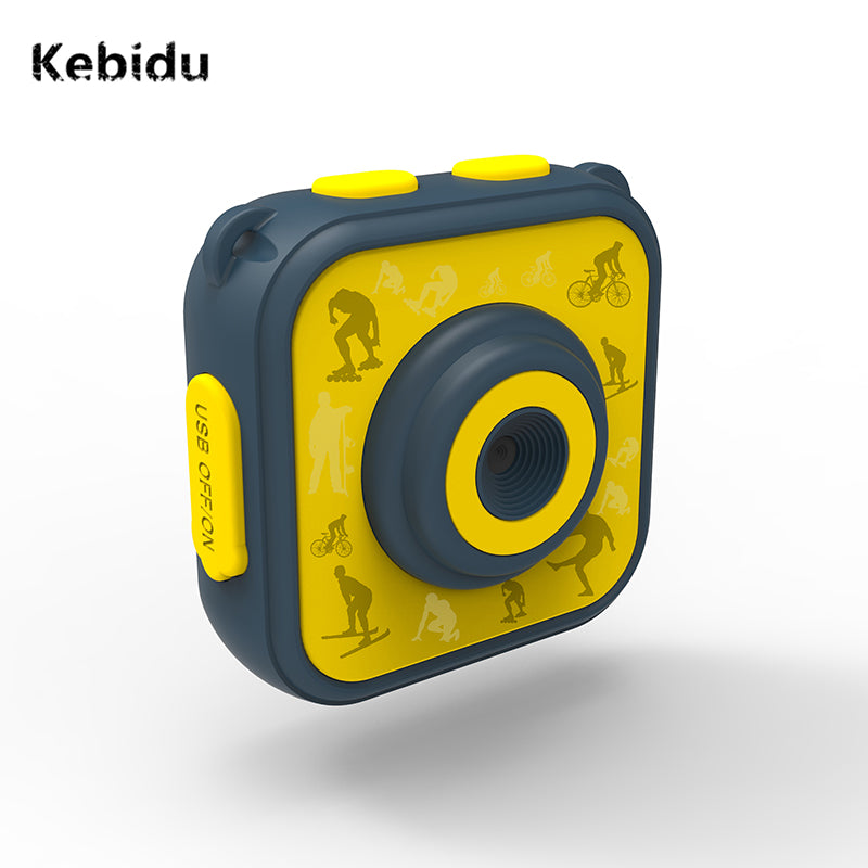 Kebidu 720P Mini Camera for Children