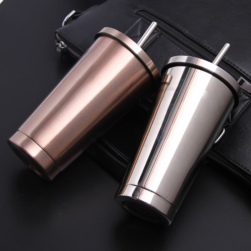 Coffee Thermos Mug Creative Vacuum Flasks