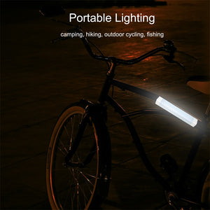 LED Outdoor Camp Light USB Rechargeable With Solar Panel