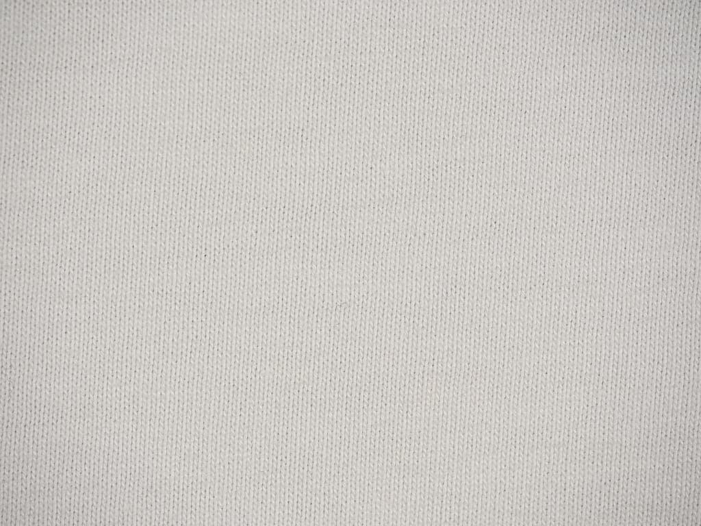 3sixteen Heavyweight T-Shirt white cotton fabric