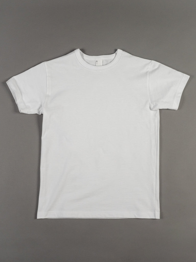 3sixteen Heavyweight T-Shirt cotton white