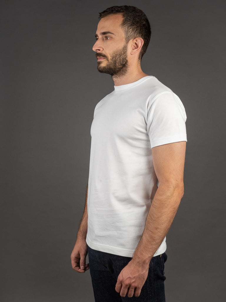 3sixteen Heavyweight T-Shirt white side