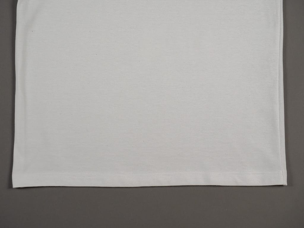 3sixteen Heavyweight T-Shirt white waist