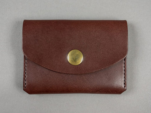 Kobashi Studio Leather Card Case