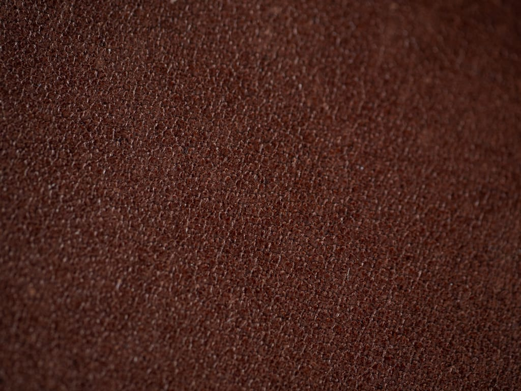 Kobashi Studio brown Leather Card Sleeve