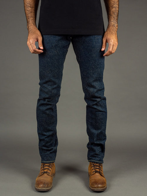 "ONI Denim 622ZR ""Secret Denim"" 20oz Relaxed Tapered Jeans front"