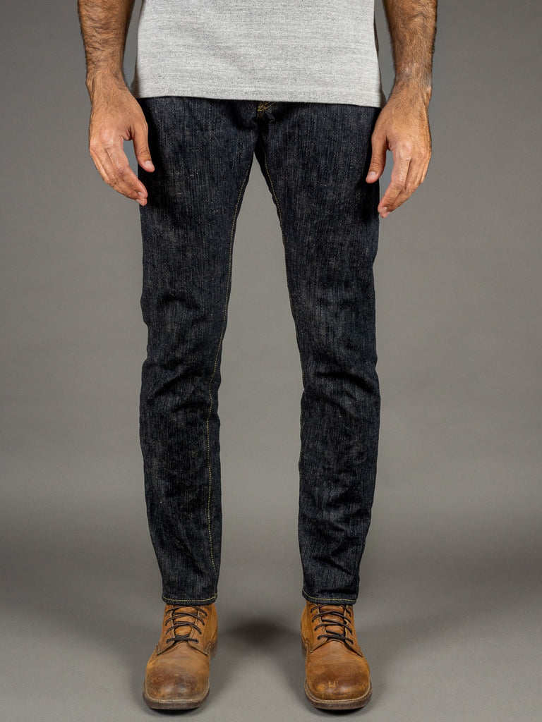 "ONI Denim 902 ""Kihannen"" High Rise Relaxed Tapered Jeans"