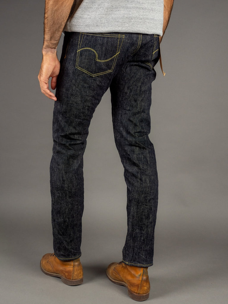 "ONI Denim 902 ""Kihannen"" Relaxed Tapered Jeans"