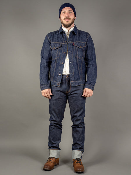Companion Joel 01C Cone Denim Slim Jeans