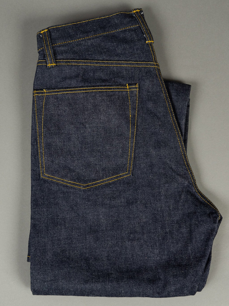 muller & bros. 542XX selvedge japanese denim jeans unsanforized