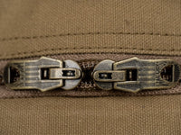Muller & Bros. Harbor Bag waldes solid brass zippers
