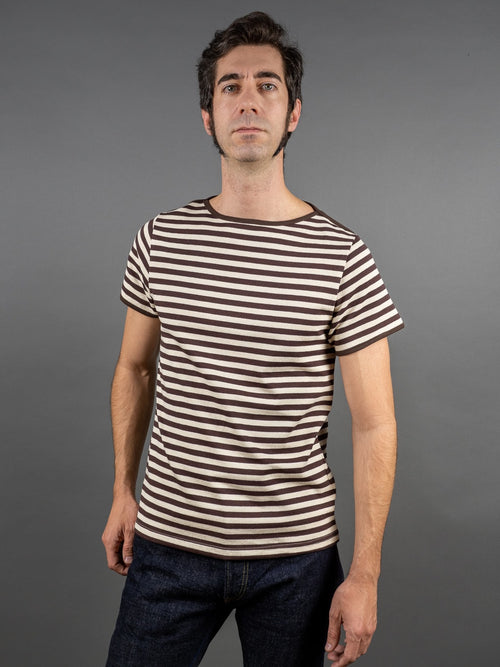 Muller & Bros. Border Tee stripes