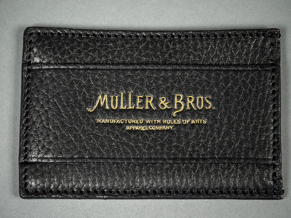 Muller & Bros. Card Holder