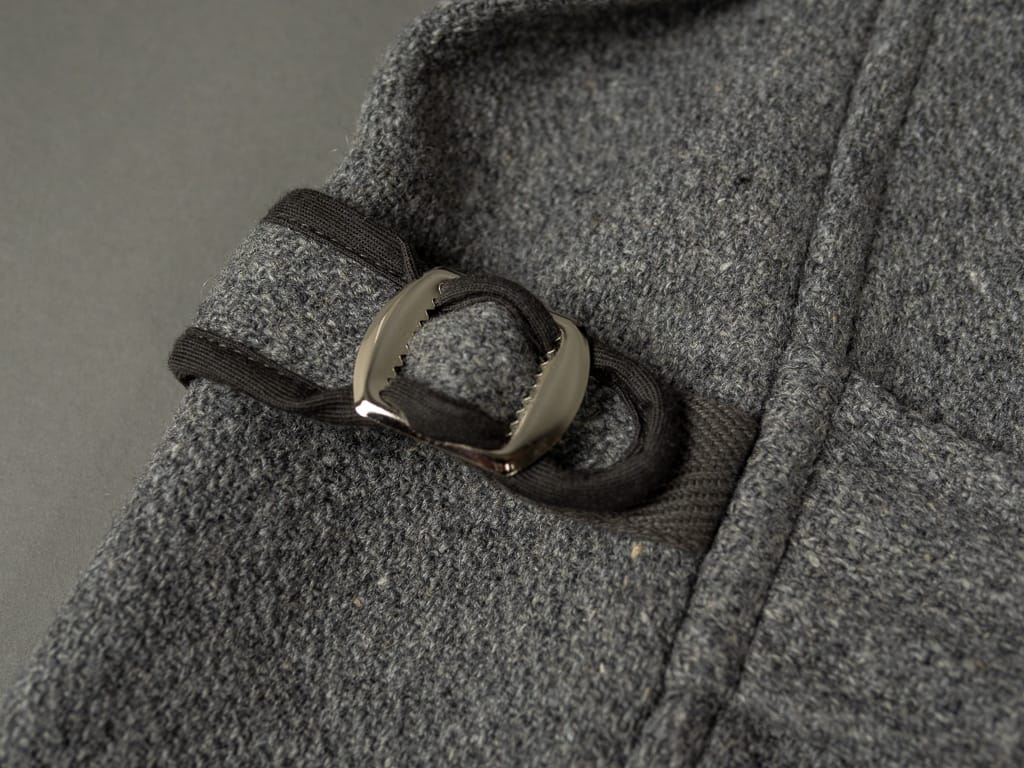 cinch adjustment of Muller & Bros. Sports american work Jacket