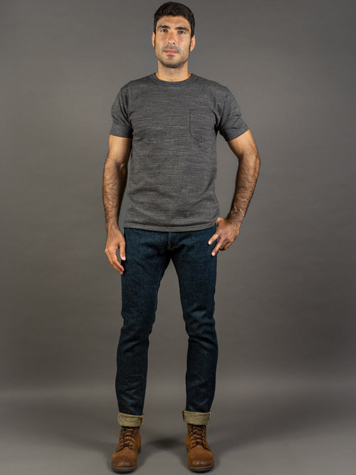 oni denim secret denim jeans high rise relax tapered