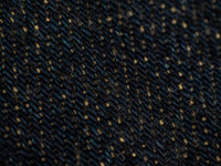 oni denim secret denim jeans 20oz  indigo rope dyed fabric