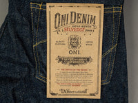 oni denim secret denim jeans label