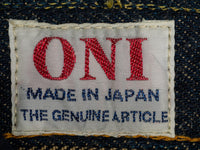 oni denim secret denim jeans tag