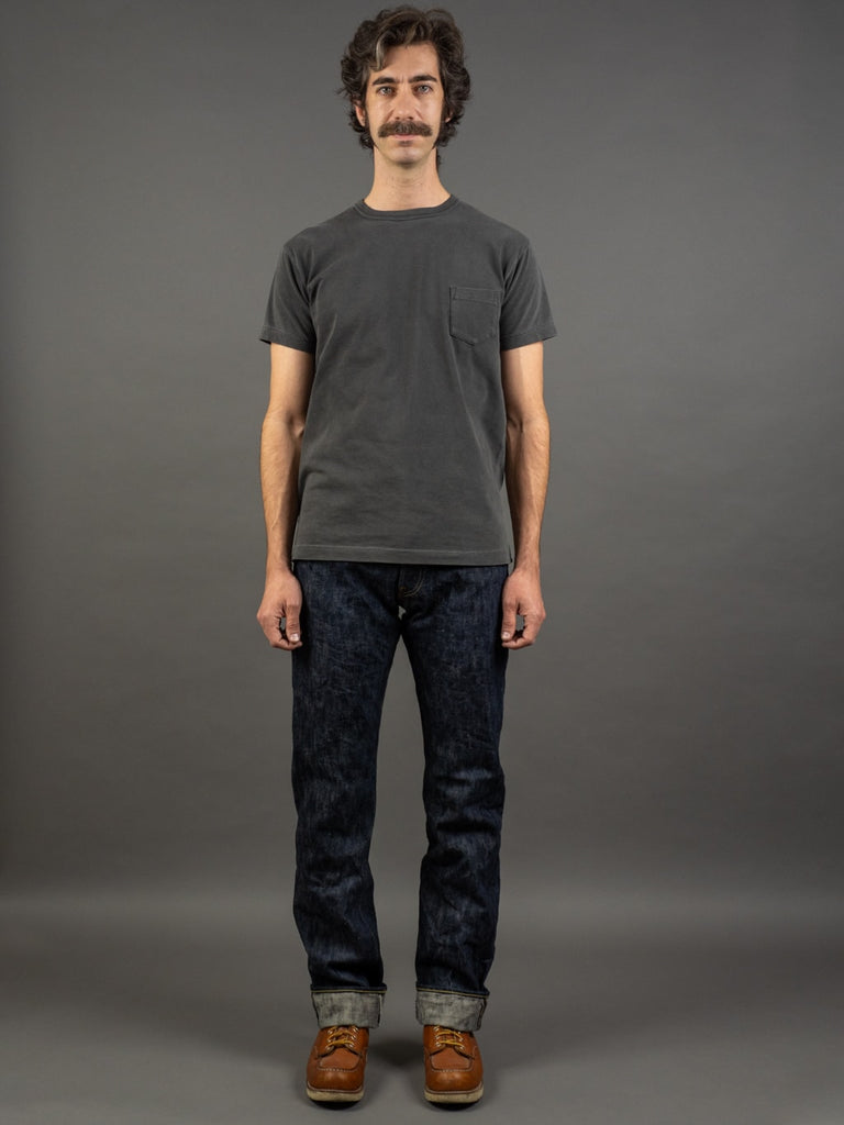 ONI Denim 245 Natural Indigo Kihannen Jeans
