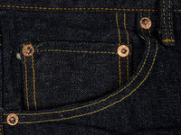 oni denim 622 red caliper jeans coin pocket