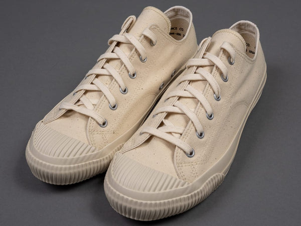 Pras Shellcap Low Sneakers Kinari/Off White