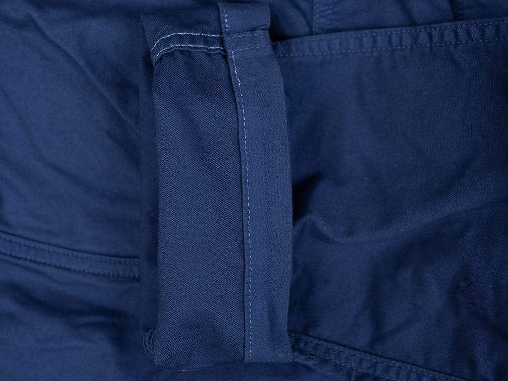 Spellbound 43-719Z Military Tapered Chinos Blue interior
