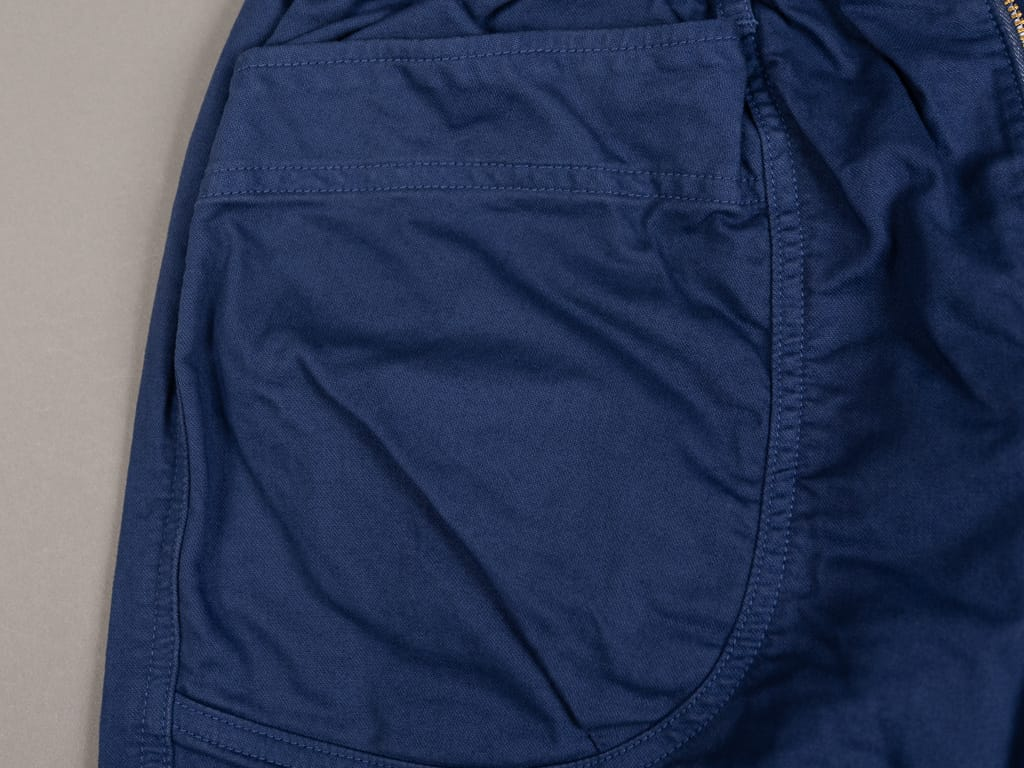 Spellbound 43-719Z Tapered Chinos Blue military pocket