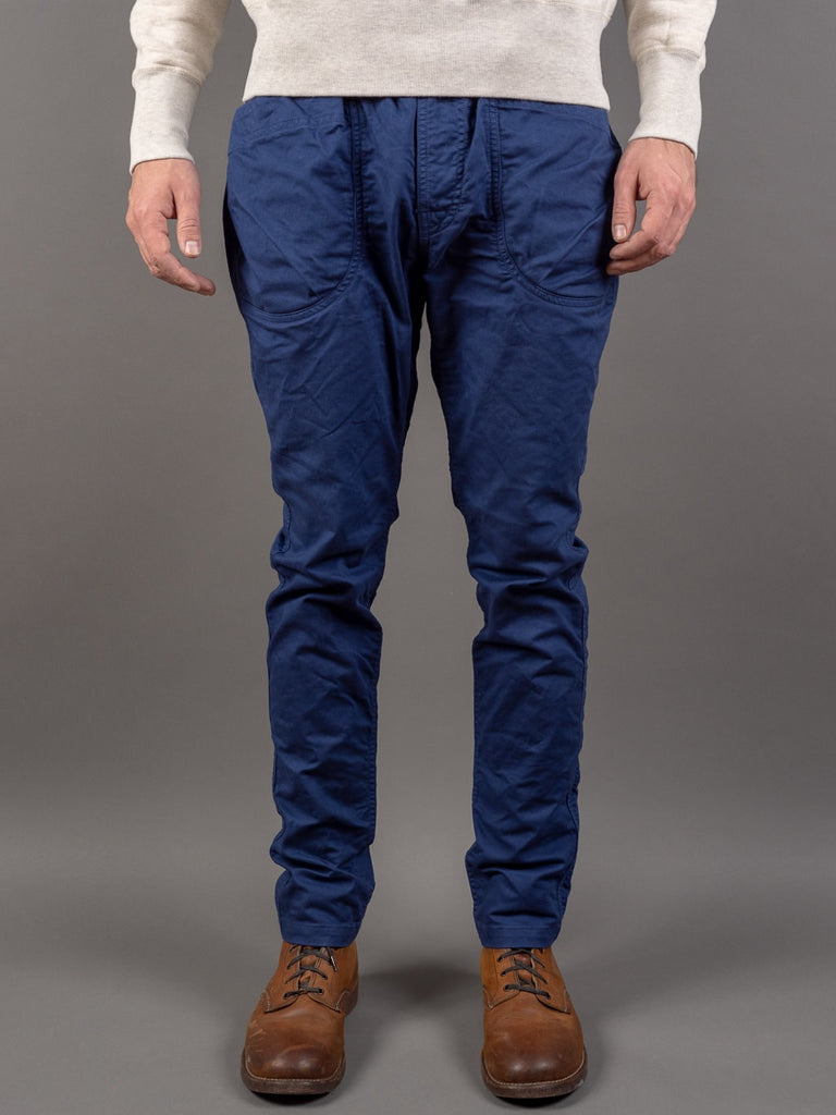 Spellbound 43-719Z Military Tapered Chinos Blue front