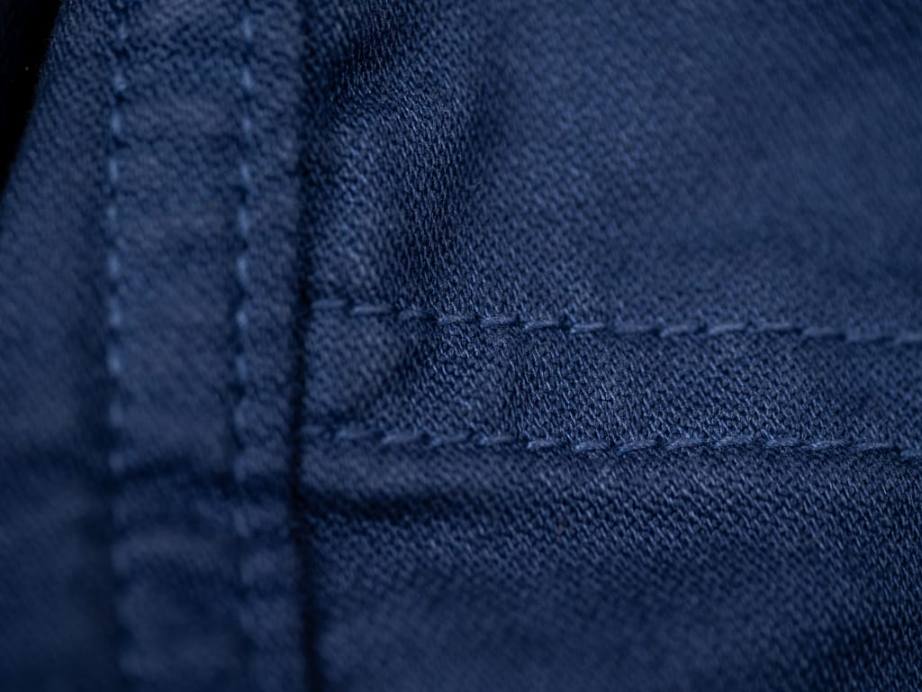 Spellbound 43-719Z Military Tapered Chinos Blue seams