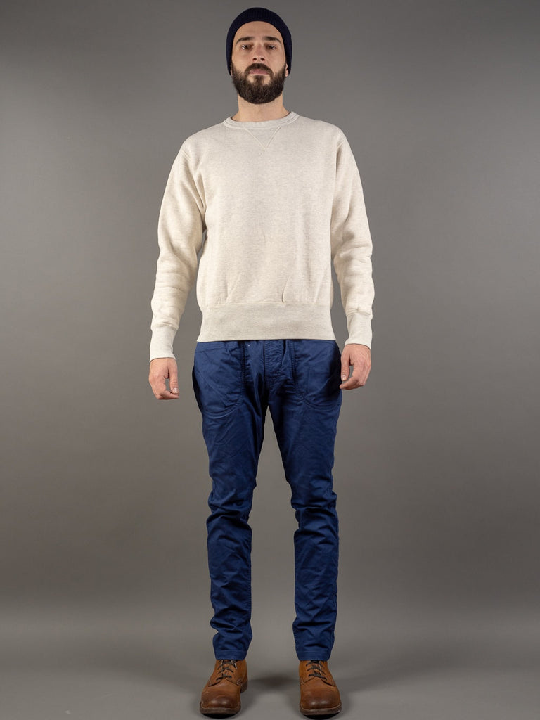 Spellbound 43-719Z Military Tapered Chinos Blue