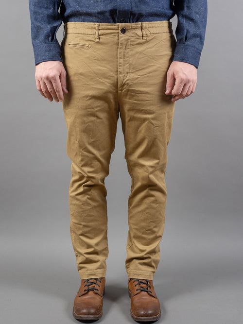 Spellbound 43-726T Tapered Chinos Camel front